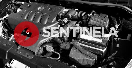 Salva configurações: assegure as informações em equipamentos internos do veículo