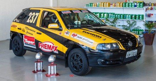 Gol de Rallye