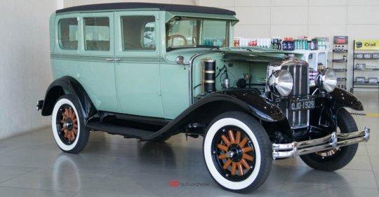 Chandler 1929