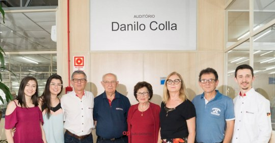 Auditório Danilo Colla