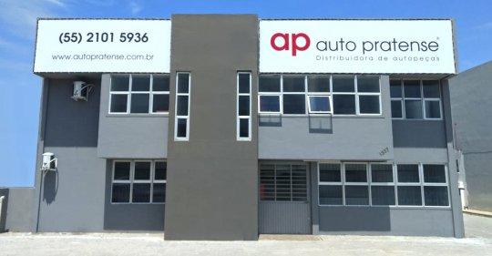 Nova Filial em Santa Maria - RS