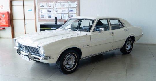 Maverick Super Luxo 1974