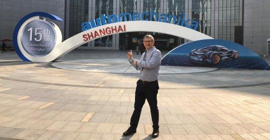 Viagem à China com a Gauss