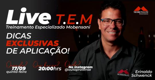 LIVE Mobensani